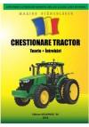 Chestionare Tractor 2018. Teorie si intrebari pentru obtinerea permisului de conducere Categoria Tr. Conform ultimelor modificari ale legislatiei rutiere - Marius Stanculescu